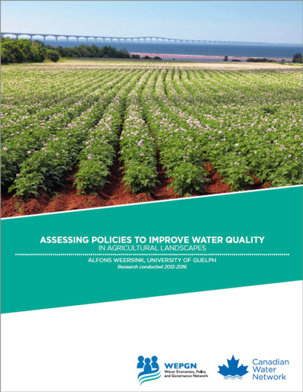 Assessing policies to improve water quality in agricultural landscapes